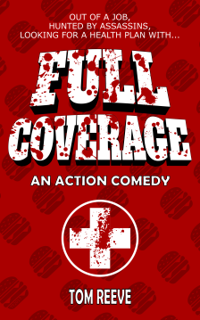 """2017-03-19: I remove the """"About Health Insurance"""" subtext to try and not scare people off from reading the book. This is the final cover!"""