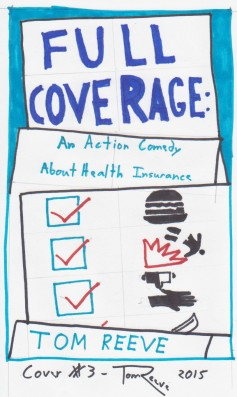 """2015-10-31: The """"Insurance Forms"""" cover that I originally though would be what I was going for. It makes things really busy though and it doesn't show up well as a thumbnail."""